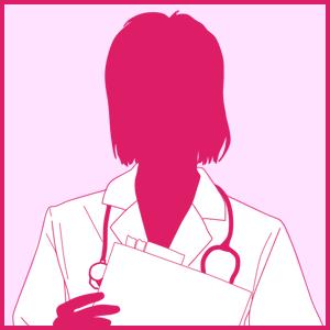 内科 女性医師