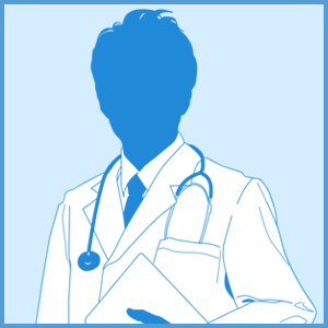 呼吸器科 男性医師